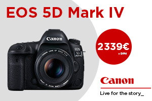 Canon EOS 5D mark IV za super cenu