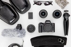 Canon EOS M50 – cestovateľský špeciál, ktorý musíte mať
