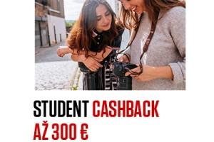 Canon študentský Cashback