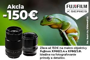 Fujifilm týždne objektívov