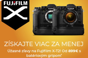 Fujifilm X-T2 za akciovú cenu a grip zdarma