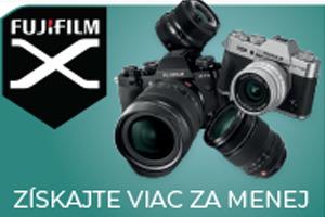 Fujifilm - získajte viac za menej