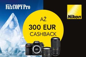 Nikon zimný Cashback