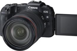 Novinka: Canon EOS RP