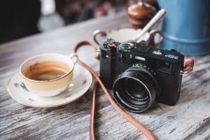 Novinka: Fujifilm X100V