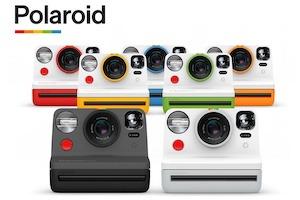 Novinka Polaroid Now