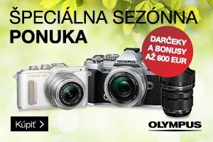 Olympus špeciálna ponuka