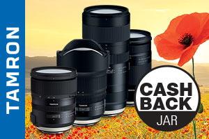 Tamron cashback jar 2019