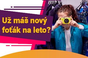 Už máš nový foťák na leto?