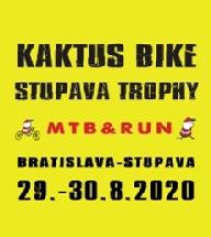 KAKTUS BIKE STUPAVA TROPHY MTB & RUN...