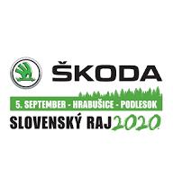 ŠKODA SLOVENSKÝ RAJ 2020