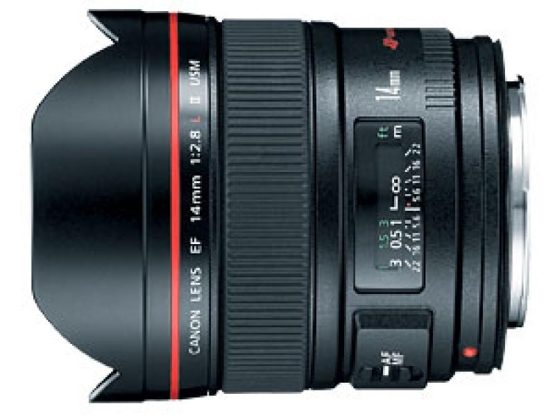 Canon EF 14mm f/2.8L II USM (pri kúpe s fotoaparátom -250€ SPÄŤ)
