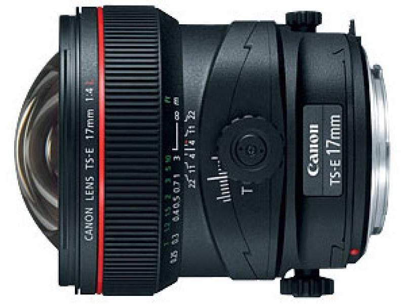 Canon TS-E 17mm f/4L (pri kúpe s fotoaparátom -250€ SPÄŤ)