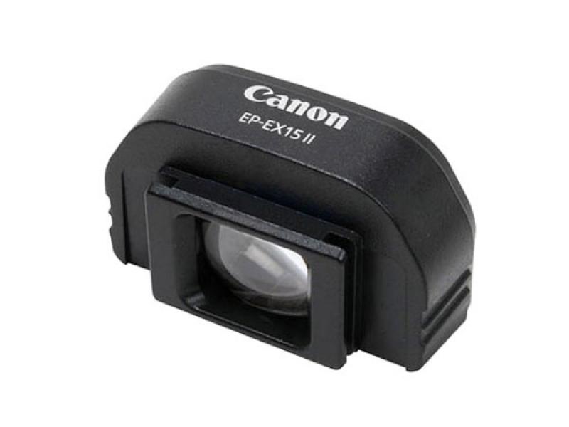 Canon Predĺženie hľadáčika EP-EX15II (Eyepiece Extender) EOS100D/450D/500D/550D/600D/650D/700D/1000D/1100D/1300D/2000D/4000D