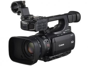 Canon XF100 FullHD profi kamera