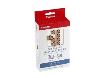 Canon Foto papier KC18IL pre Selphy CP (18ks)
