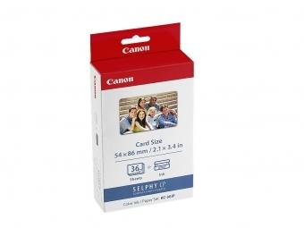 Canon Foto papier KC36IP pre Selphy CP (36ks)