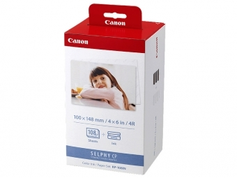 Canon Foto papier KP108IN pre Selphy CP (108ks)
