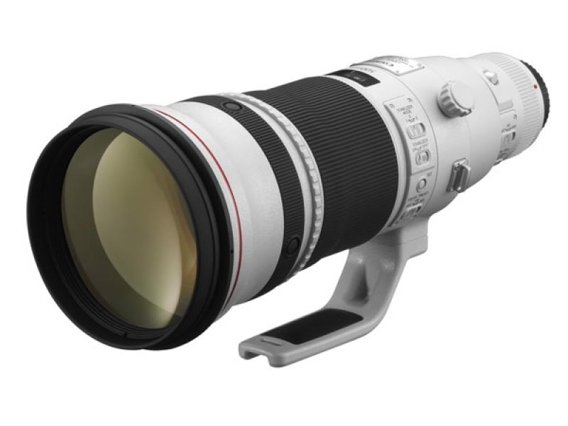 Canon EF 500mm f/4L IS USM II (pri kúpe s fotoaparátom -800€ SPÄŤ)