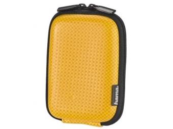 Hama 23138 foto puzdro Hardcase Carbon 40G oranžové