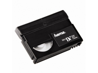 Hama 49679 čistiaca kazeta Mini-DV, suchý proces