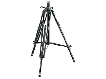 Manfrotto MA 028B statív TRIMAN čierny, výška 77-227cm, nosnosť 12kg, hnotnosť 4,15kg