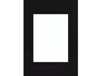 Hama 63405 pasparta 10x15 cm, čierna