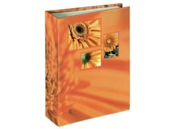 Hama 106260 foto album Singo 10x15/100, oranžový
