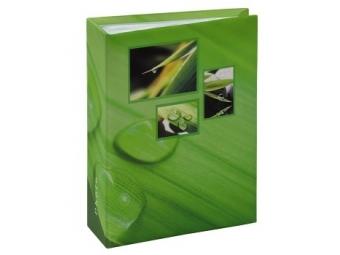 Hama 106261 foto album Singo 10x15/100, zelený