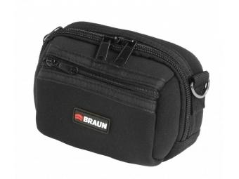 Braun 21038500 video taška Wave 140, čierna