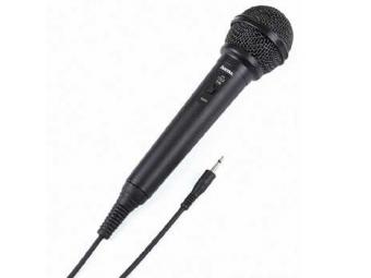 Hama 46020 dynamický mikrofón DM-20