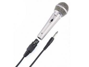 Hama 46040 dynamický mikrofón DM-40