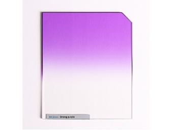 84.5mm Strong Purple farebný prechodový filter