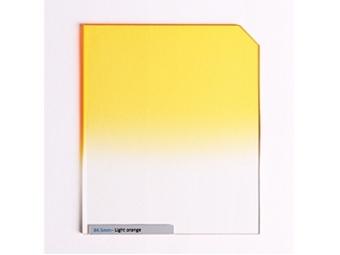 84.5mm Light Orange farebný prechodový filter