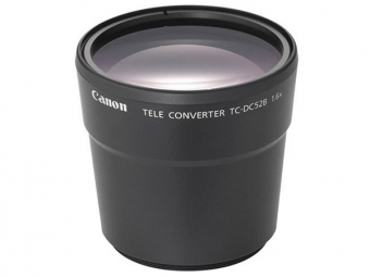 Canon TC-DC52B telekonvertor pre PS S1IS