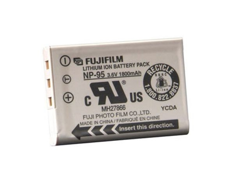 Fujifilm NP-95 Li-on akumulátor 1800mAh pre X100/X100s/X100T/XF10