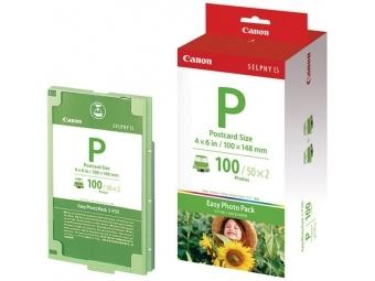 Canon Foto papier+cartridge EP-100 (pre ES) (bal=100ks)