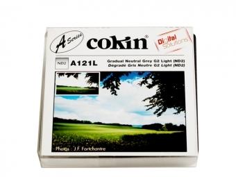 Cokin A 121L Gradual Grey ND2