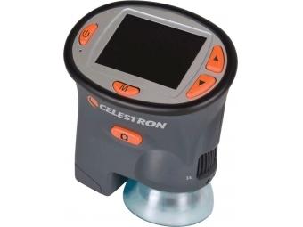 Celestron 28224830 digitálny mikroskop s LCD (44310)