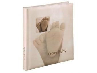 Hama 90111 Bookbound Album Baby Feel, 29x32/60