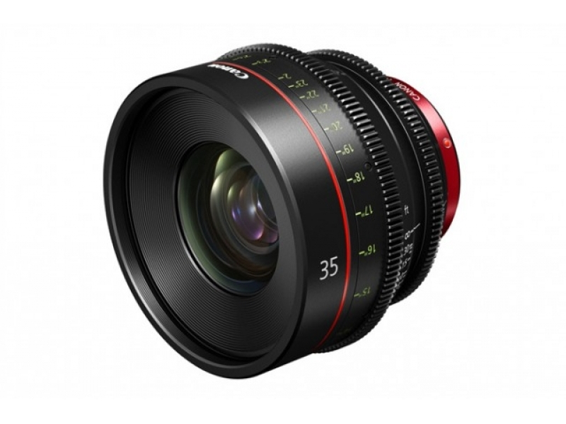 Canon CN-E 35mm T1.5L F objektív pre EOS C s bajonetom EF