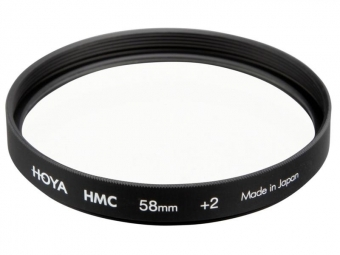 HOYA filter Close-Up 58mm +4 HMC