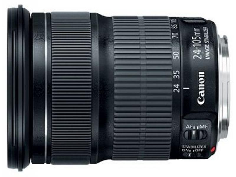 Canon EF 24-105mm f/3,5-5,6 IS STM (pri kúpe s fotoaparátom -60€ SPÄŤ)