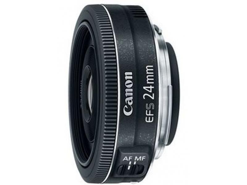 Canon EF-S 24mm f/2.8 STM (pri kúpe s fotoaparátom -10€ SPÄŤ)
