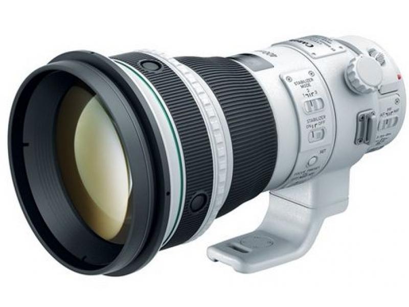Canon EF 400mm f/4 DO IS II USM (pri kúpe s fotoaparátom -600€ SPÄŤ)