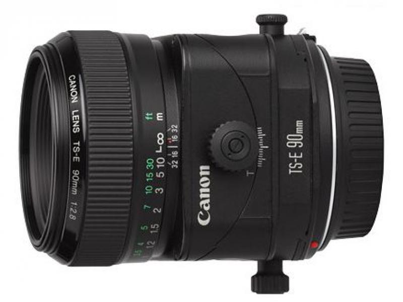 Canon TS-E 90mm f/2.8 (pri kúpe s fotoaparátom -200€ SPÄŤ)