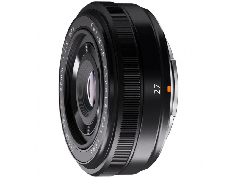 Fujifilm XF 27mm F2,8 pancake -50€ CASHBACK