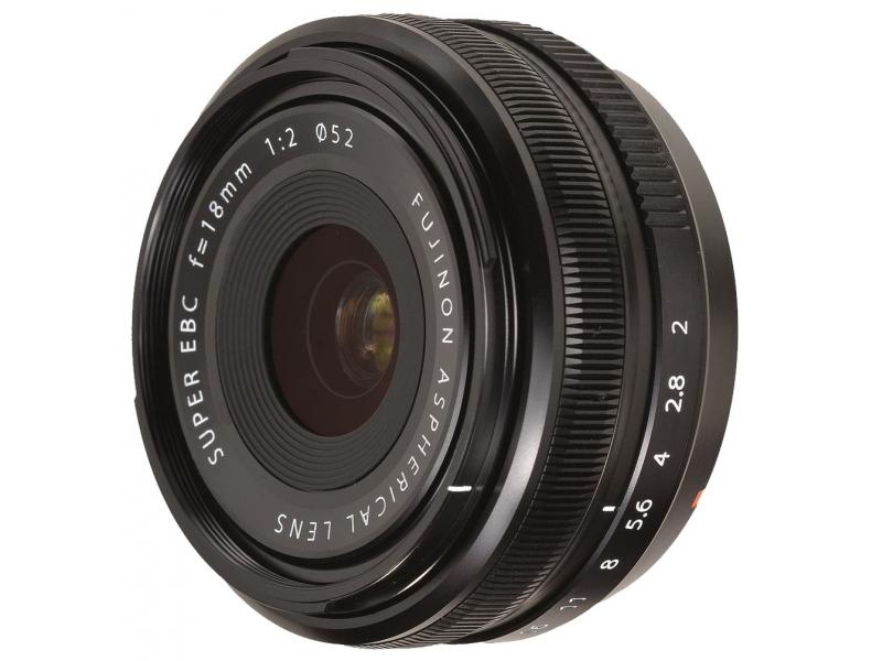 Fujifilm XF 18mm F2 R -50€ CASHBACK