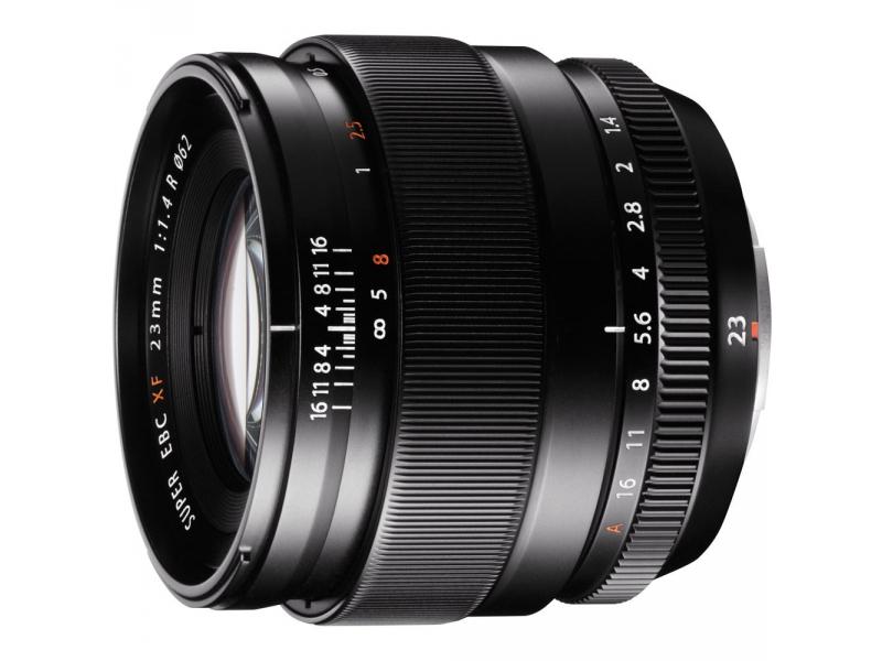 Fujifilm XF 23mm F1,4 R -100€ CASHBACK