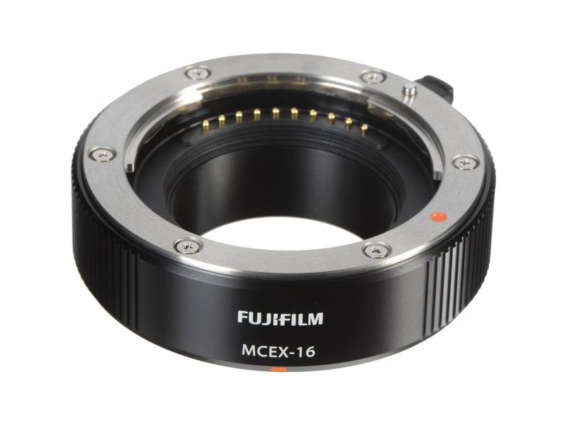 Fujifilm MCEX-16 Adapčný krúžok pre fotenie Makro záberov - 16mm